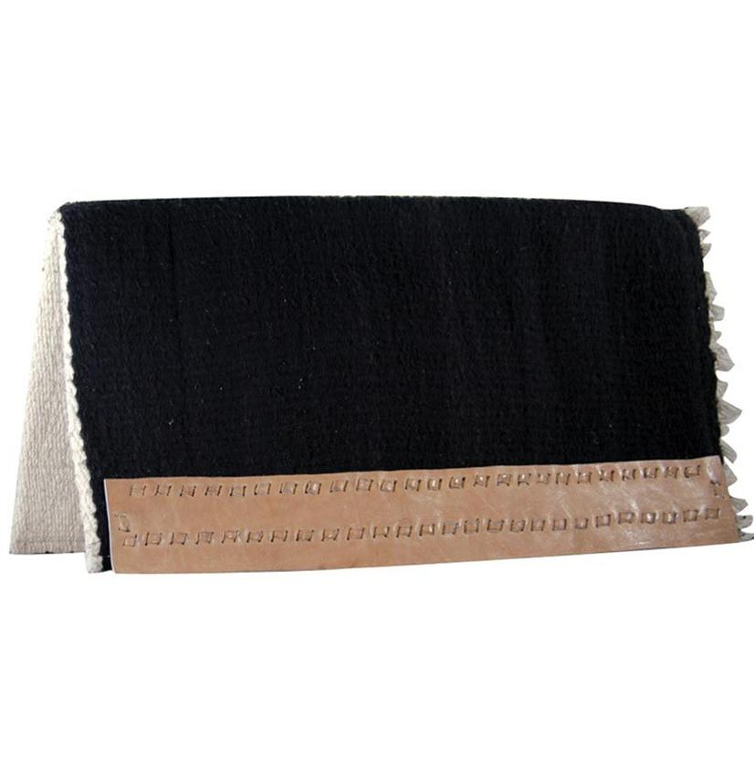 casa zia saddle blanket black