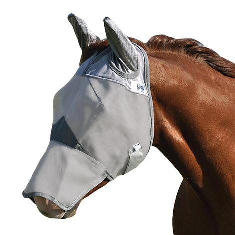 Cashel Fly Mask w/Long Nose & Ears