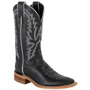 Bent Rail Black Burnished Calf Women's Boots