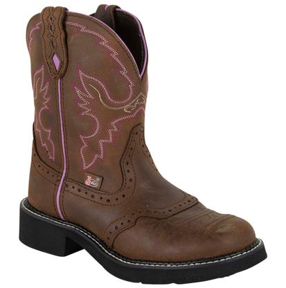 Justin Gypsy Women's Aged Bark Brown Boot
