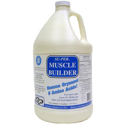 SU-PER Muscle Builder Liquid Gallon