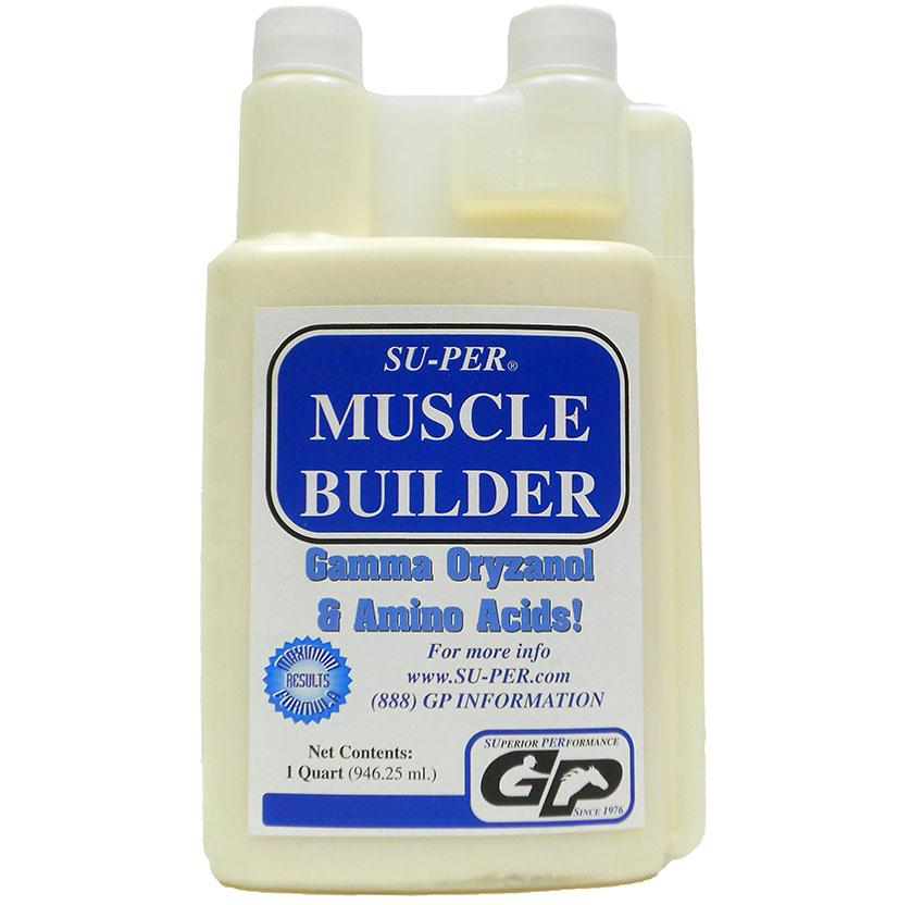 Su- Per Muscle Builder Liquid 32oz