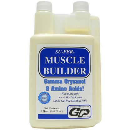 SU-PER Muscle Builder Liquid 32oz