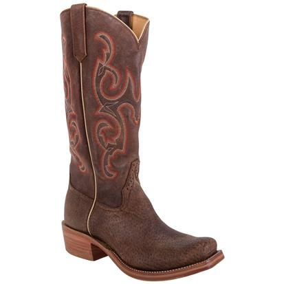 Rios of Mercedes Mens Sow Chocolate Boots