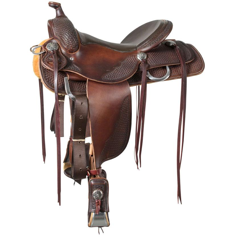 Stt Trail Saddle