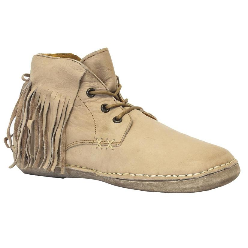 Cinch Womens Fringed Casual Shoe