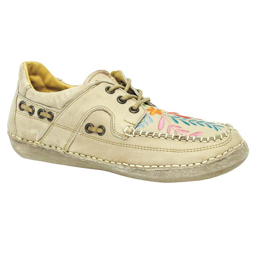 Cinch Womens Hidalgo Otomi Rider Moccasin