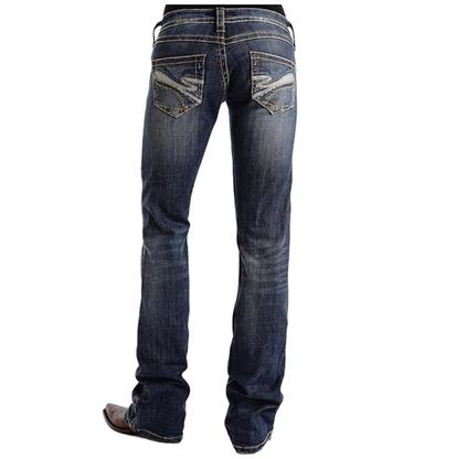 Stetson Women's Contemporary Western Jeans