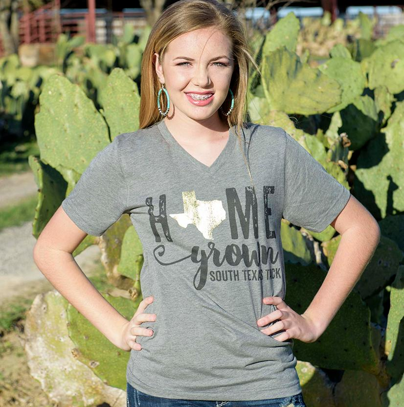 STT Womens Home Grown Tee