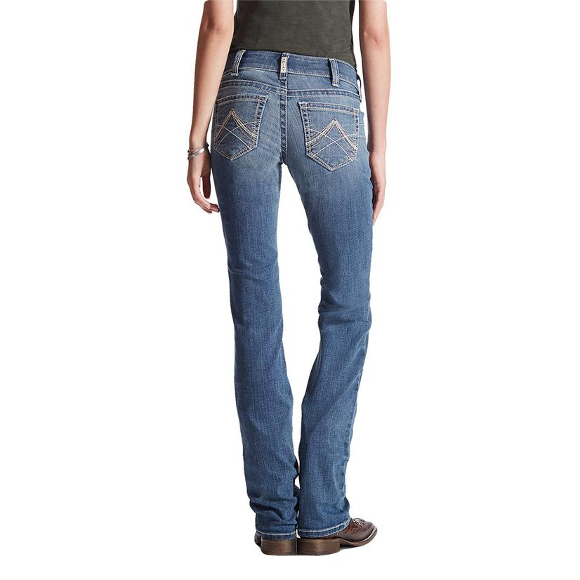 Ariat Womens Western Rainstorm Denim Jeans