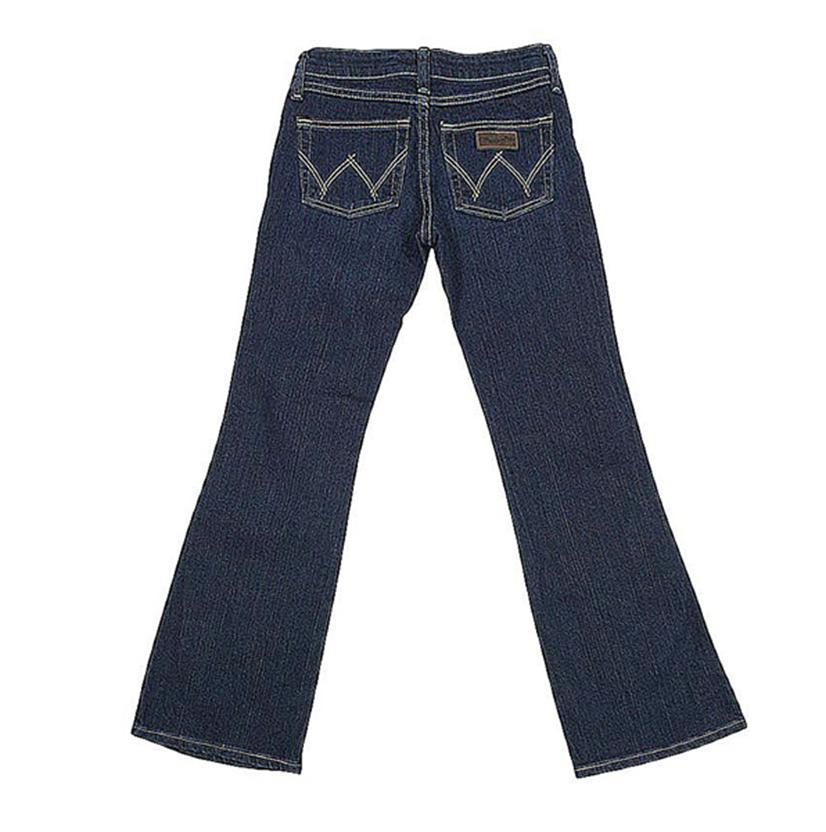 Wrangler Girls Premium Patch Jeans
