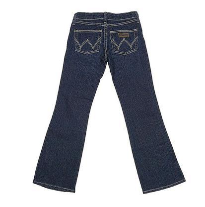 Wrangler Girl's Premium Patch Jeans