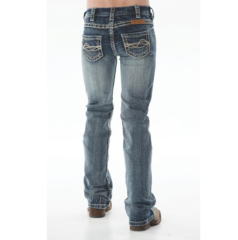 Cowgirl Tuff Girls Time Jeans