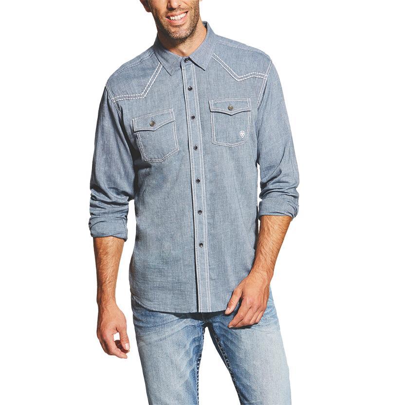Ariat Mens Judd Retro Shirt