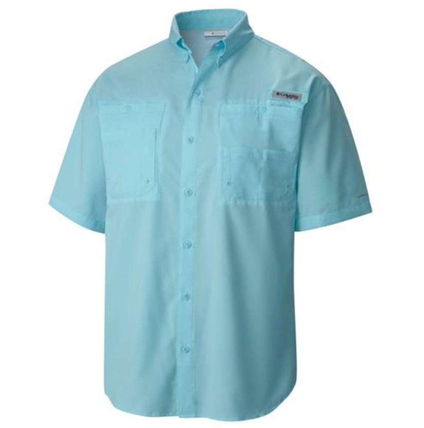 Columbia Mens Tamiami II Shirt (XS-XXL) COASTAL_BLUE