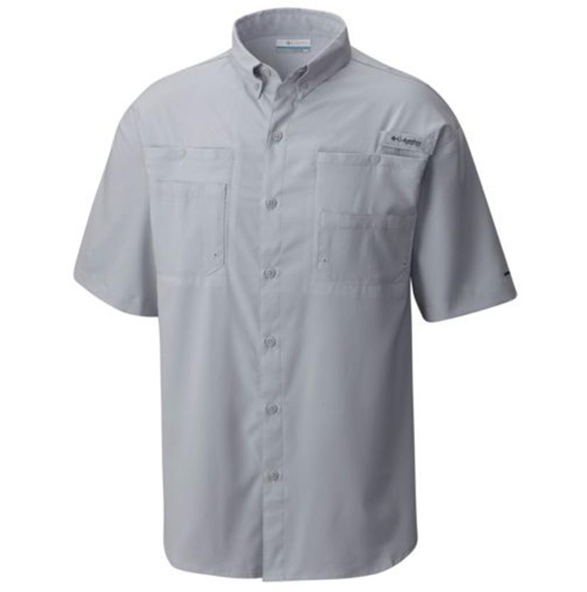 Columbia Mens Tamiami II Shirt (XS-XXL) COOL_GREY