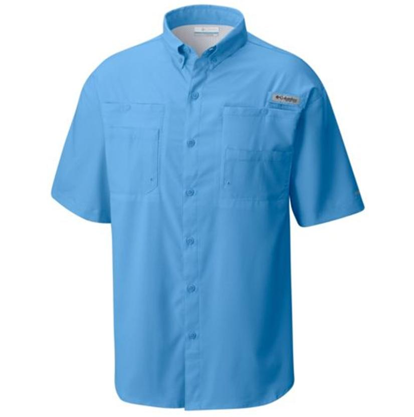 Columbia Mens Tamiami II Shirt (XS-XXL) YACHT