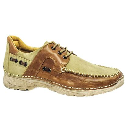 Cinch Mens Leather Boat Shoe