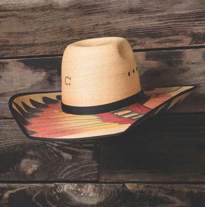 Brave Palm Cowboy Hat Charlie 1 Horse