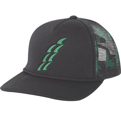 Classic Rattler Rope Green Mesh Cap
