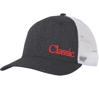 Classic Men's Denim Mesh Cap