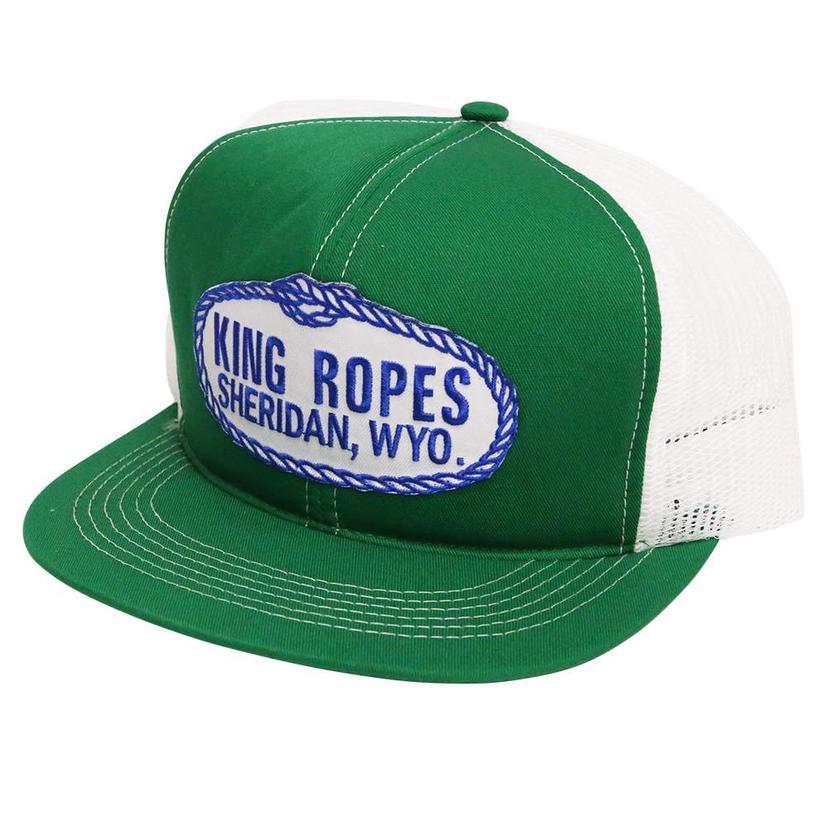 King Ropes Mens Trucker Cap