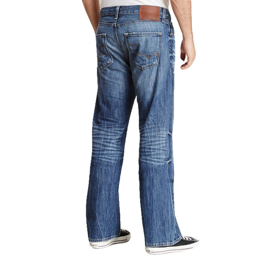 Big Star Mens Pioneer 12 Year Vigor Bootcut Jeans