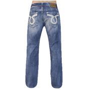 Big Star Mens Union Regular Straight Leg Jeans