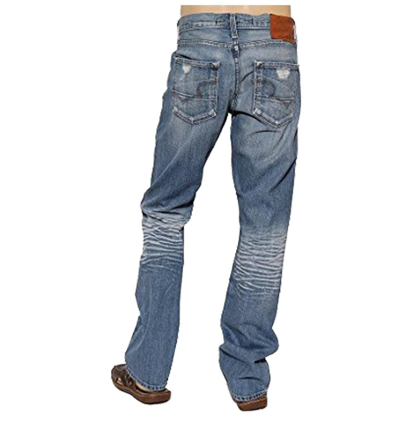 Big Star Mens Division Slim Fit 22 Year Endure Jeans