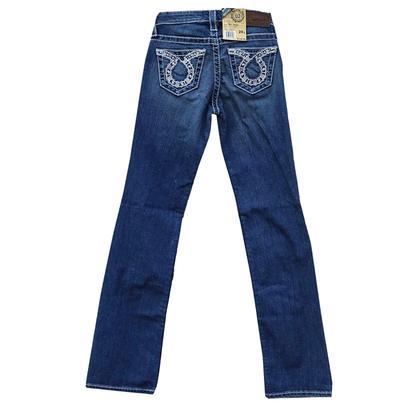 Big Star Women's Mid Rise Bootcut New Hazel Jeans