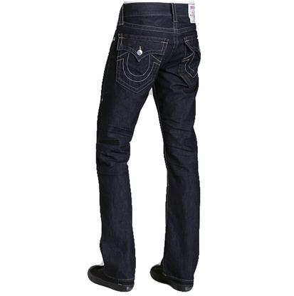 True Religion Mens Ricky Straight Leg Inglorious Jeans