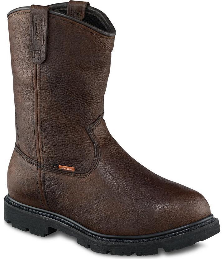 Worx Steel Toe Men's Work Boot