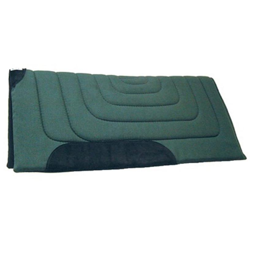 Diamond Wool Rhody Pad 32 x 32 HUNTER_GREEN