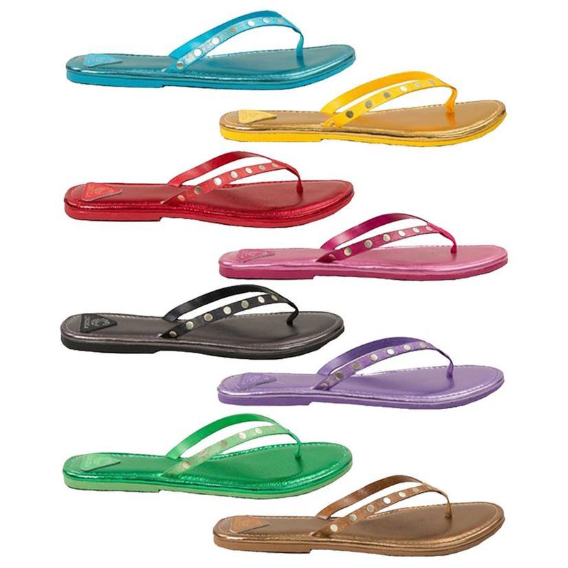 Consuela Flip Flops