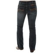 Cowgirl Tuff Women's Western Edge Dark Jeans
