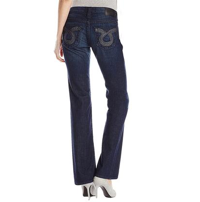 Big Star Women's Remy Low Rise Boot Cut Jeans
