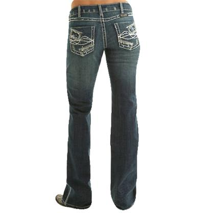 Cowgirl Tuff Womens Angie Jeans