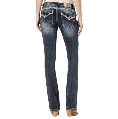 Miss Me Embellished Dream Girl Slim Denim Jeans
