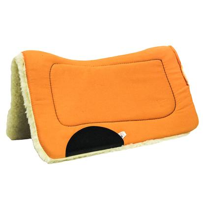 Contoured Pony Pad with Fleece
