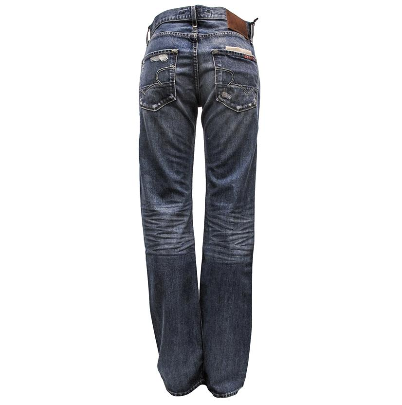 Big Star Mens Straight Leg Jeans