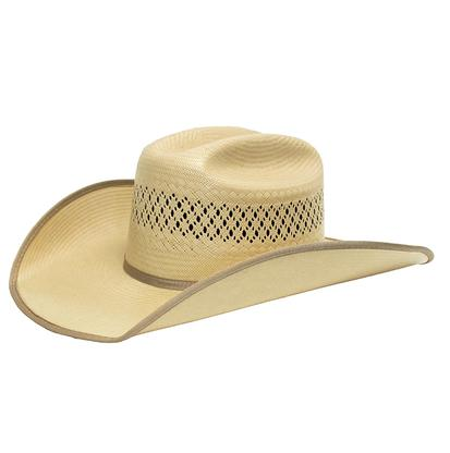 Men's 10X Shantung Straw Cowboy Hat