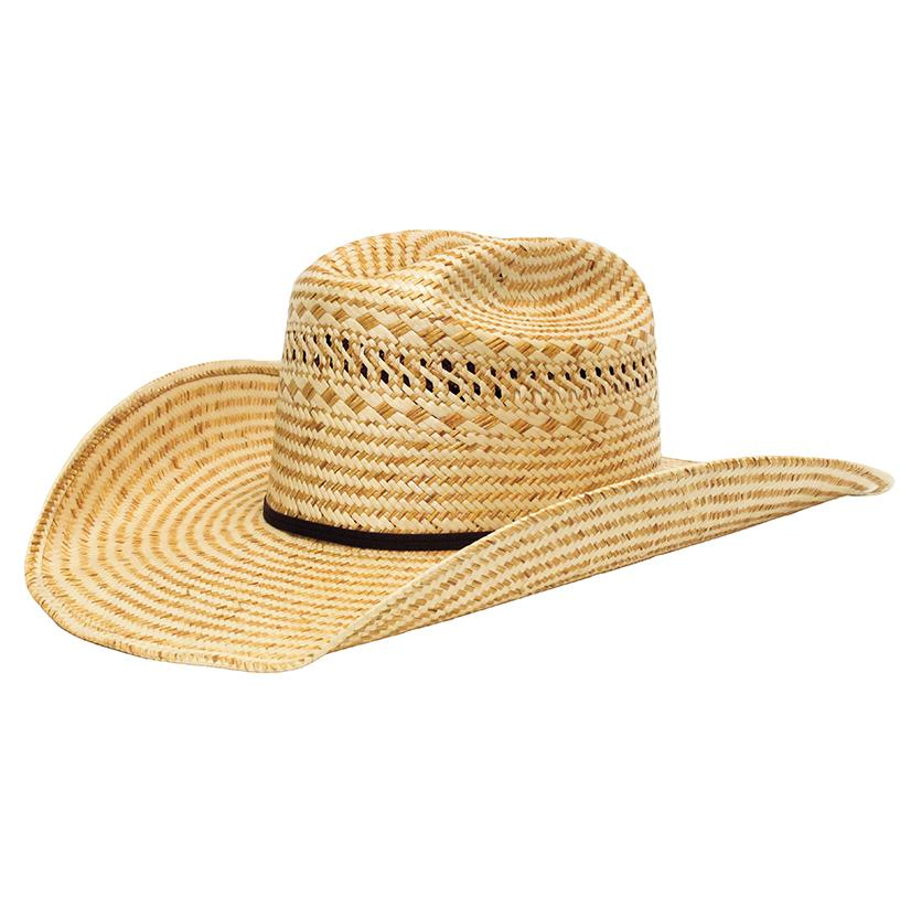 Ariat Men's Poly Rope Straw Cowboy Hat