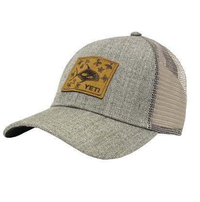 Yeti Permit In Mangroves Patch Trucker Cap