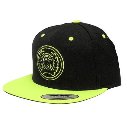 Cinch Boys Black & Lime Cap