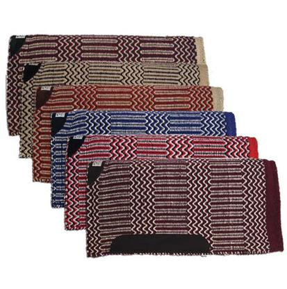 Diamond Wool Blanket Top Saddle Pad