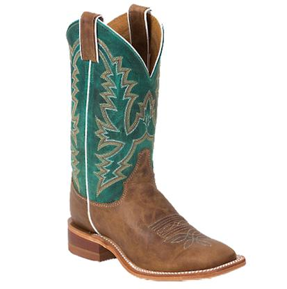 Justin Women's Kennedy Tan Cowboy Boot