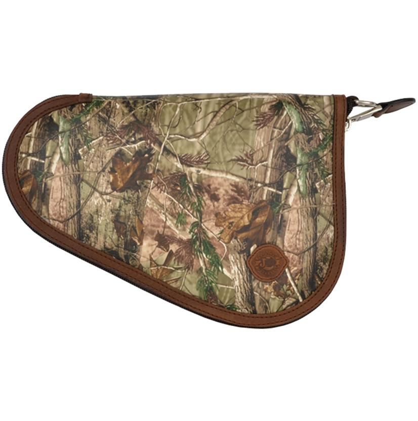 Justin Original Small Camo Pistol Case