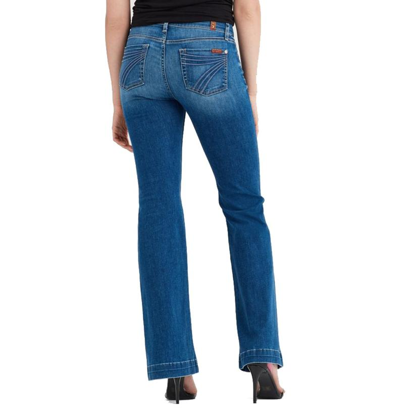 7 For All Mankind Womens Dojo Jean BELH