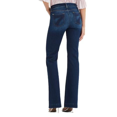 7 For All Mankind Womens Dojo Jean