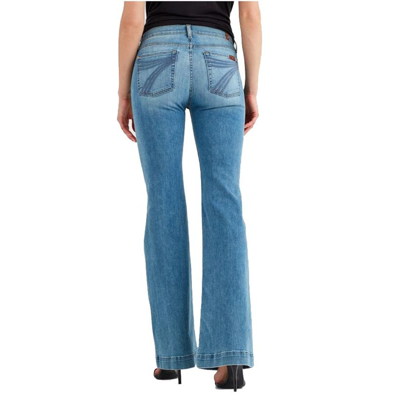 7 For All Mankind Womens Dojo Jean DSHT